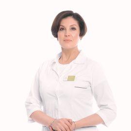 Оленова Евгения Николаевна