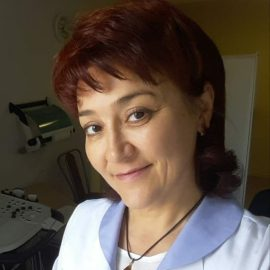 Новикова Евгения Ивановна